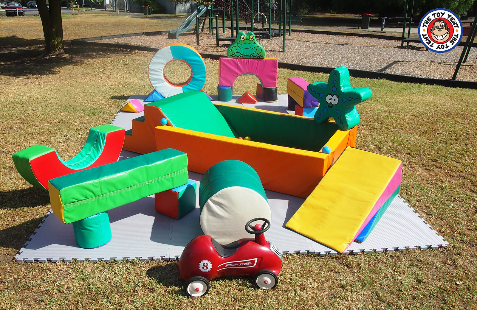 kids party hire in melbourne