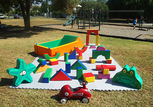 kids toy hire