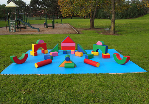 soft play sets hire