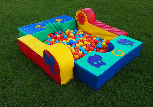 ball pits for hire