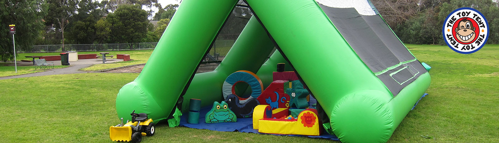 mobile play centre hire